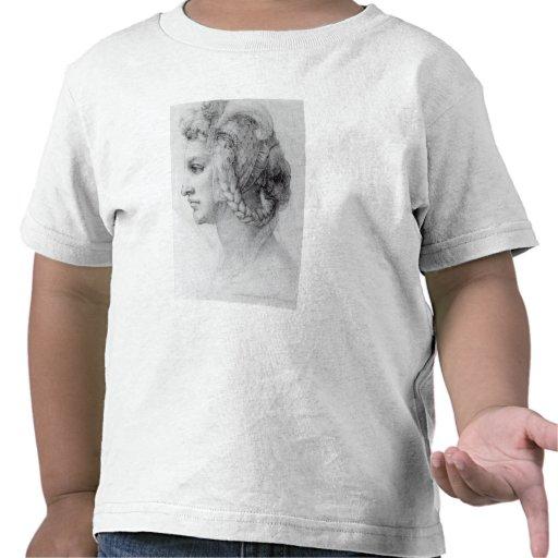 Ideaal Hoofd van een Vrouw, c.1525-28 T-shirt