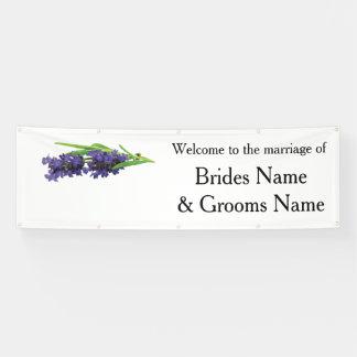 Ideeën van het Huwelijk van de lavendel de Moderne