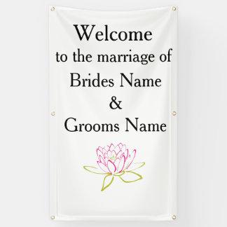 Ideeën van het Huwelijk van de waterlelie de