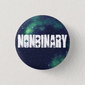 Identiteit van de Melkweg van Nonbinary de Ronde Button 3,2 Cm