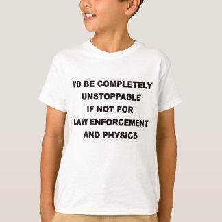 Identiteitskaart IS VOLLEDIG UNSTIPPABLE.png T Shirt