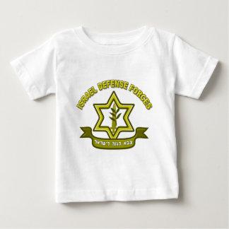 IDF - de insignes van de Krachten van de Defensie Baby T Shirts