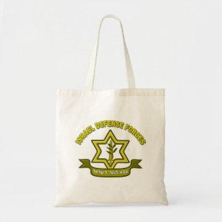 IDF - de insignes van de Krachten van de Defensie  Draagtas
