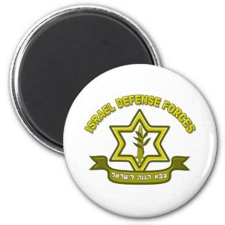IDF - de insignes van de Krachten van de Defensie  Magneet