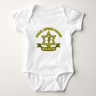 IDF - de insignes van de Krachten van de Defensie Romper