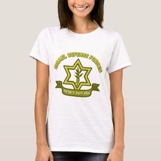 IDF - de insignes van de Krachten van de Defensie T Shirt