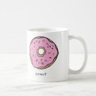 Iedereen eet: De Mok van de doughnut