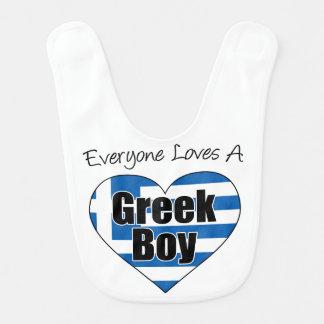 Iedereen houdt van een Griekse Slab van de Jongen Slabbetje