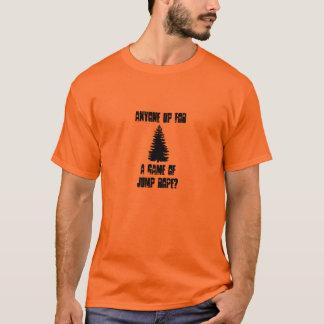"""""""Iedereen omhoog voor een spel van springtouw?"""" T Shirt"""