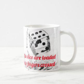 Iedereen weet dat zijn geladen Lyrisch gedicht 2 Koffiemok