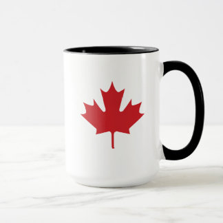 Iedereen wil Canadees zijn Mok