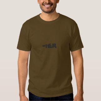 IER dan u! Tshirts