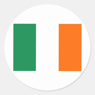 Ierland Ronde Sticker