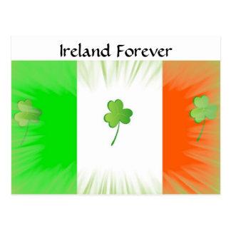 Ierland voor altijd briefkaart