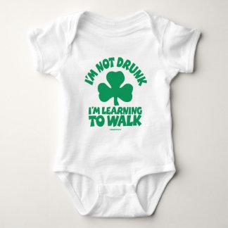 Iers Baby - ik ben geen drinke… Romper