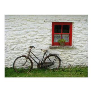 Iers Bike.jpg Briefkaart