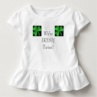 Iers tweelingenoverhemd kinder shirts