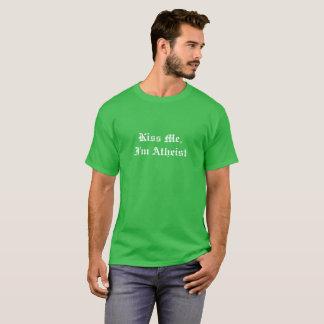 Ierse Atheïst T Shirt
