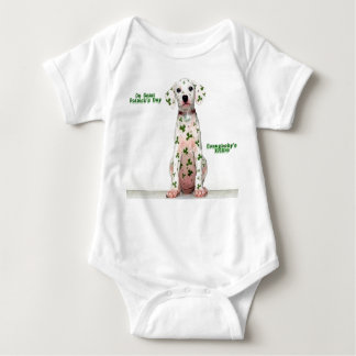 Ierse Dalmation - Baby Romper