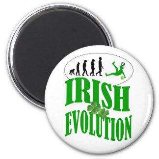 Ierse evolutie magneet