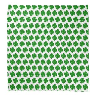 Ierse gelukkige groene klaver bandana