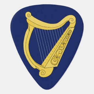 Ierse Harp Gitaar Plectrum 0