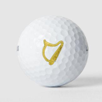 Ierse Harp Golfballen