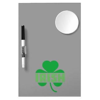 Ierse klaverbladklaver Z9t2d Whiteboard Met Spiegel