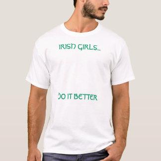 Ierse meisjes t shirt