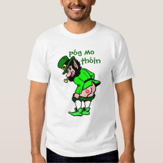 Ierse Mijn Kus… Mo Thóin van Póg T-shirt
