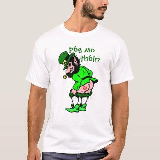 Ierse Mijn Kus… Mo Thóin van Póg T Shirt