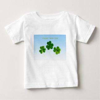 Ierse nieuw-jaar-Dag Baby T Shirts