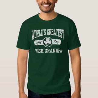 Ierse Opa T Shirts