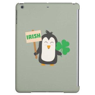 Ierse Pinguïn met klaver Zjib4