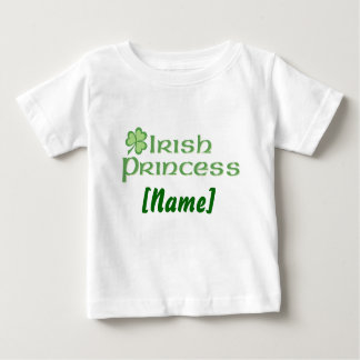 Ierse Prinses Baby T Shirts
