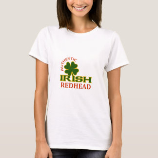 IERSE ROODHARIGE T SHIRT