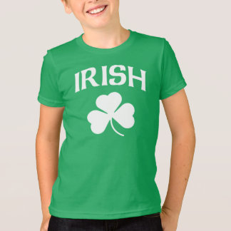 Ierse St. Patrick van de Klaver Dag T Shirt