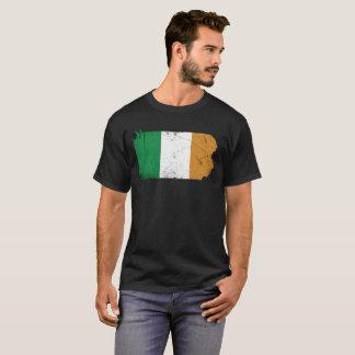 Ierse Vlag over Pennsylvania T Shirt