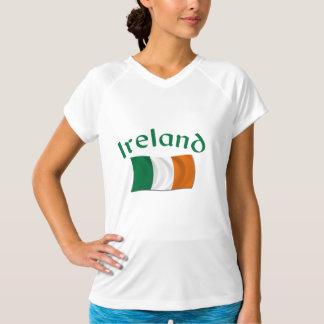 Ierse Vlag T Shirt