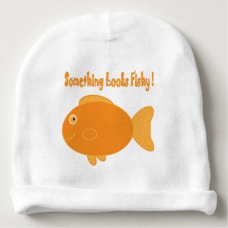 Iets kijkt Vis! Baby Mutsje