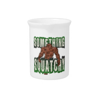 Iets Squatchy Drank Pitcher
