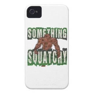 Iets Squatchy iPhone 4 Hoesje