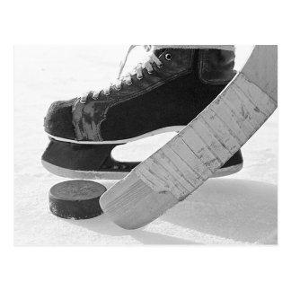 Ijshockey Briefkaart