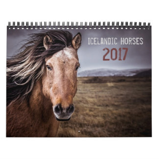 Ijslandse Paarden Kalender