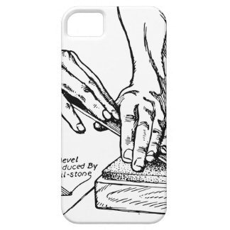 Ijzer dat Illustratie wet Barely There iPhone 5 Hoesje