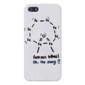 Ijzerhoudende iPhone 5 van het Wiel Hoesje iPhone 5 Cases