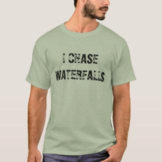 Ik ACHTERVOLG het Overhemd van WATERVALLEN T Shirt