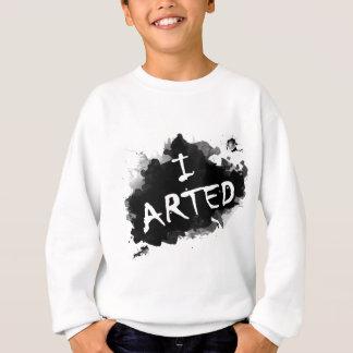 Ik arted trui