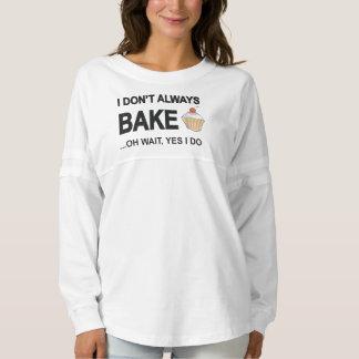 Ik bak niet altijd Oh wacht ja ik
