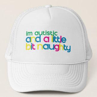 Ik ben Autistisch en beet een weinig Ongehoorzaam Trucker Pet